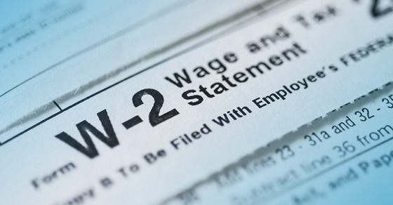 The IRS is requesting more help with its Form W-2 verification program.