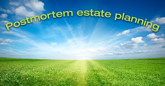 2 postmortem estate planning strategies for married couples