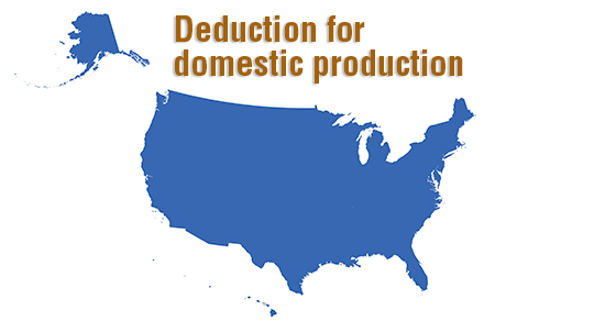 """The """"manufacturers' deduction"""" isn't just for manufacturers"""
