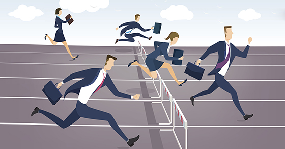 Say, just how competitive is your business anyway?
