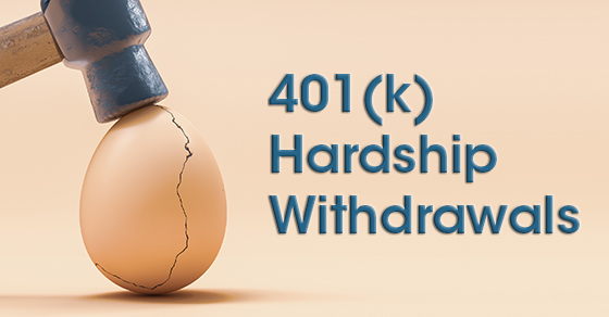 Changes ahead for 401(k) hardship withdrawal rules