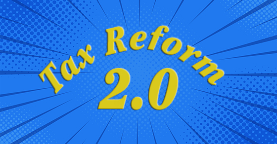 Is more tax reform on the horizon?